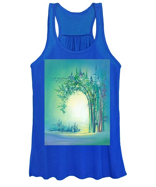 The Boundary Bush Women's Tank Top