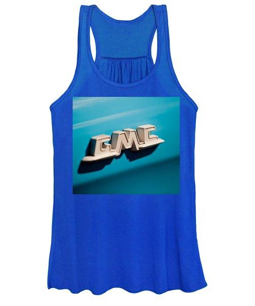 The Gmc Women's Tank Top