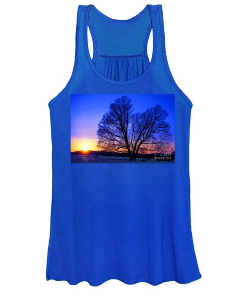 The Incomparable Patience And Fidelity Women's Tank Top