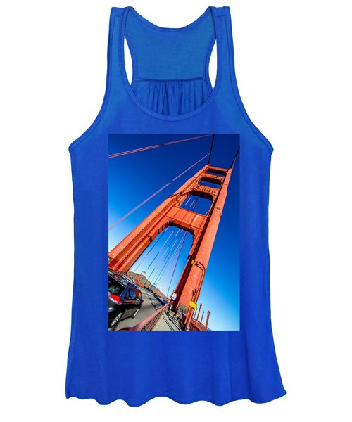 The South Tower Women's Tank Top