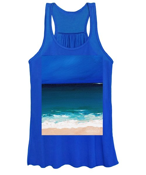 The Tide Coming In Women's Tank Top