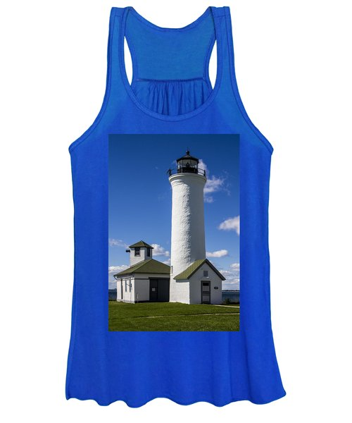 Tibbetts Point Lighthouse Women's Tank Top