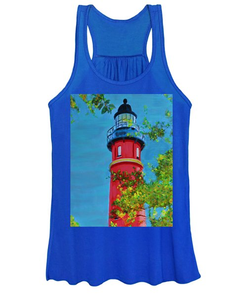 Top Of The House Women's Tank Top