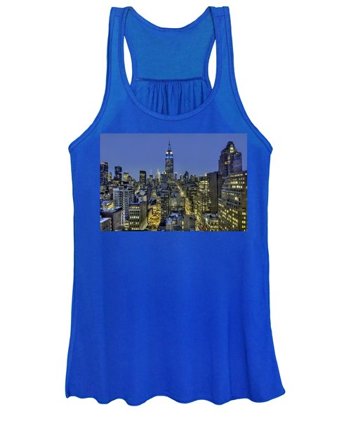 Upon A Restless Night Women's Tank Top