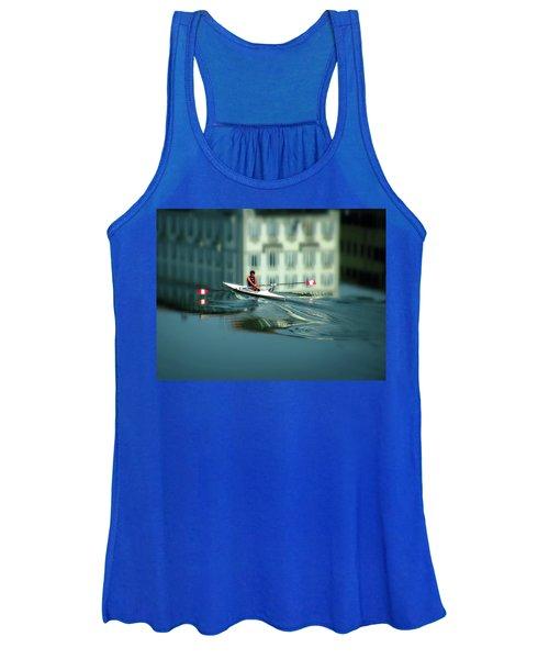 Volo A Vela  Women's Tank Top