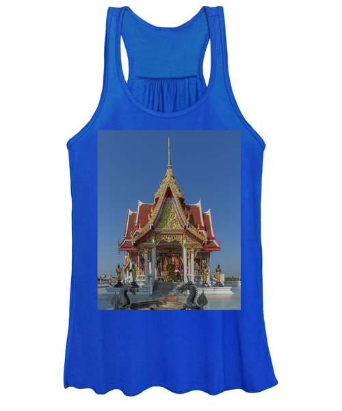 Wat Bukkhalo Central Roof-top Pavilion Dthb1809 Women's Tank Top