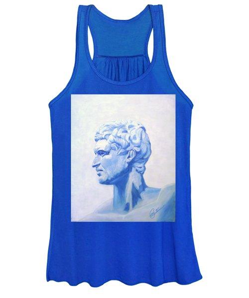Athenian King Women's Tank Top