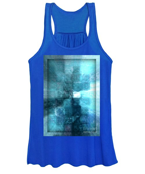 Light At The End Of The Tunnel Women's Tank Top