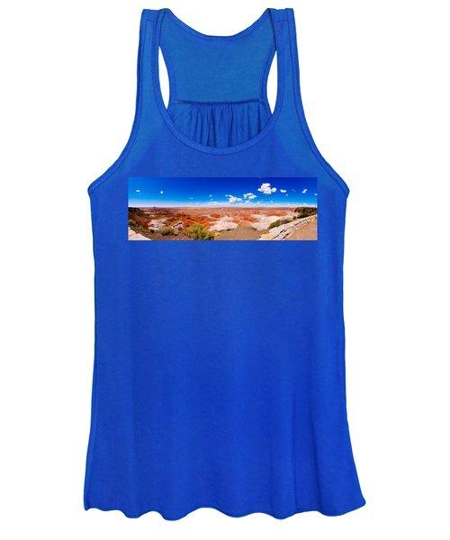 Painted Desert Panorama Women's Tank Top