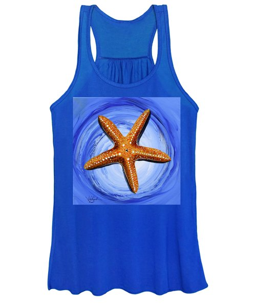 Star Of Mary Women's Tank Top