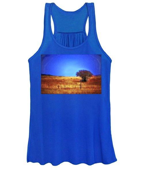 Valley San Carlos Arizona Women's Tank Top