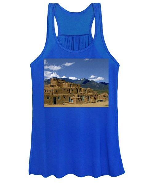 North Pueblo Taos Women's Tank Top