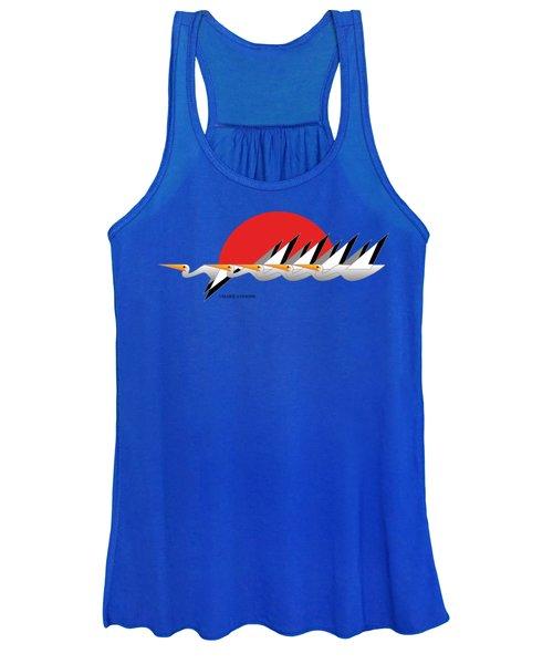 Pelicans Women's Tank Top