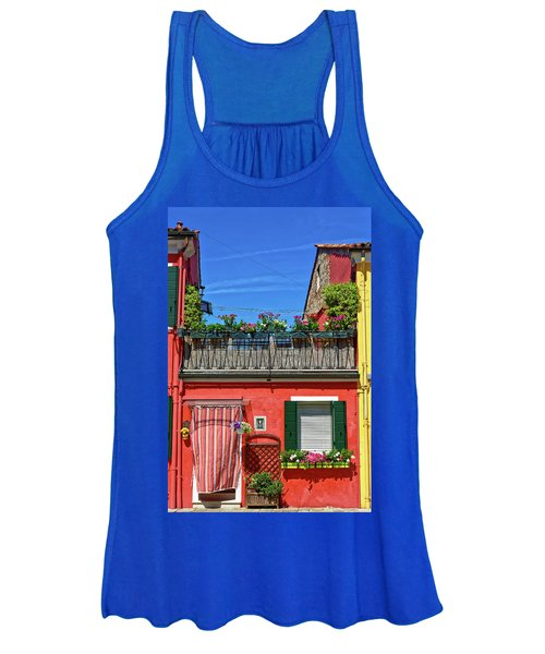 Do Not Forget To Water The Plants Women's Tank Top