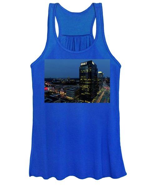 17th Street Skyline Women's Tank Top