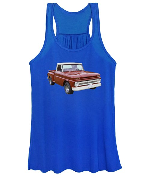1965 Chevrolet Pickup Truck Women's Tank Top