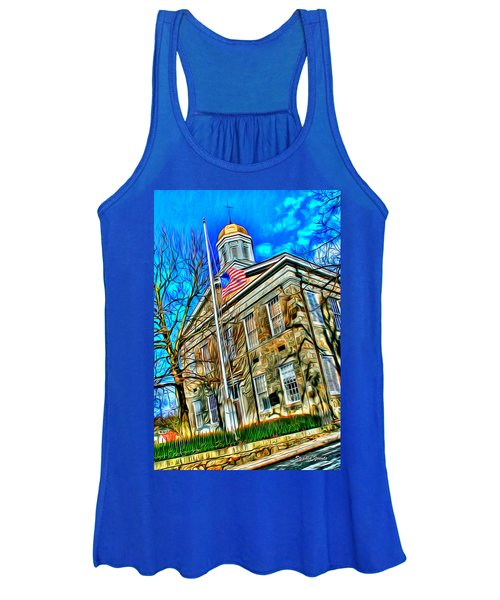 Howard County Courthouse Women's Tank Top