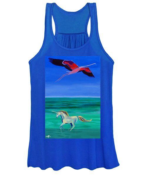 Sons Of The Sun Women's Tank Top