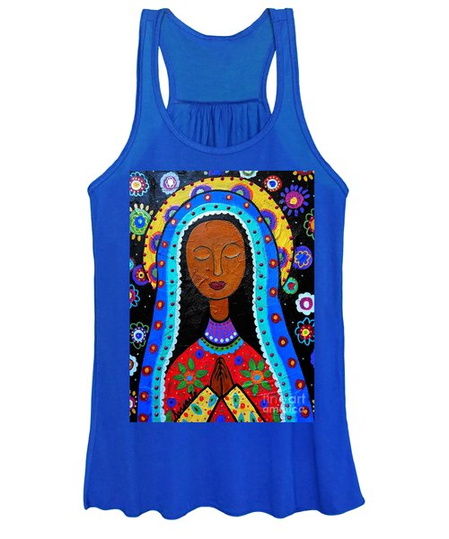 Our Lady Of Guadalupe Women's Tank Top