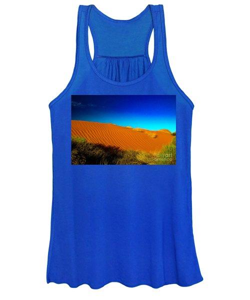 Sand Dune Women's Tank Top