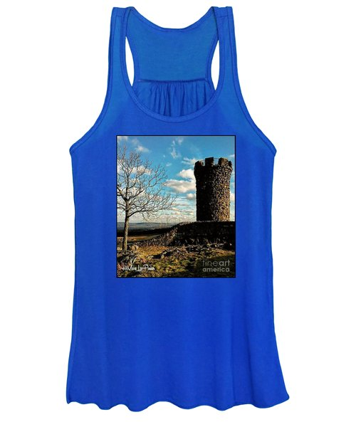 A Day At  Craigs  Castle   Women's Tank Top