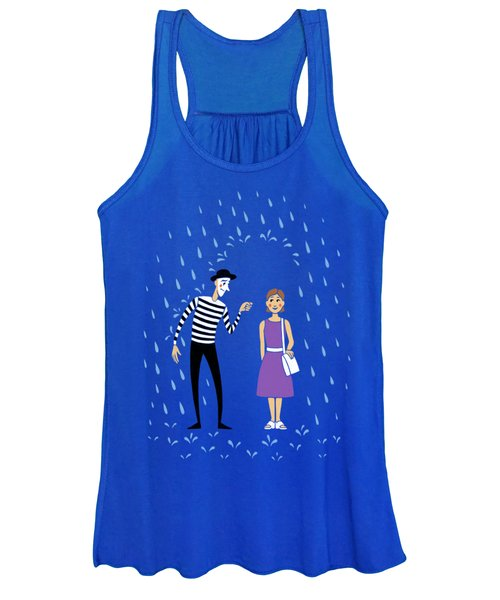 A Helping Hand Women's Tank Top