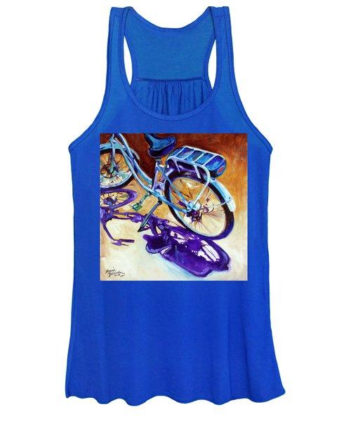 A Pedego Cruiser Bike Women's Tank Top