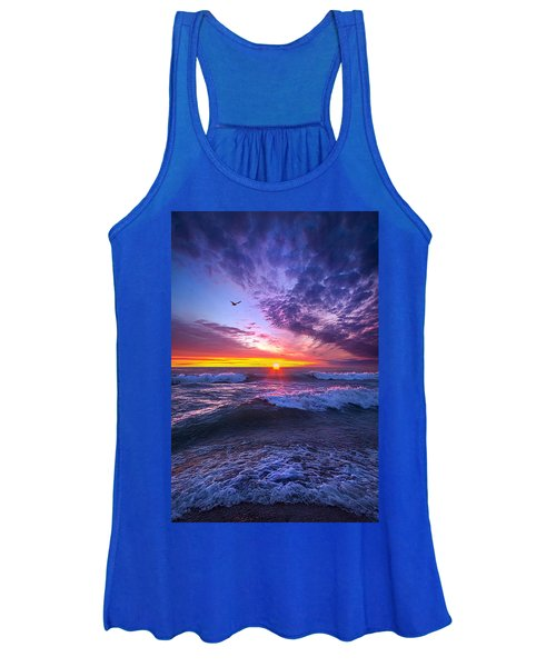 A Promise Of The Future Women's Tank Top