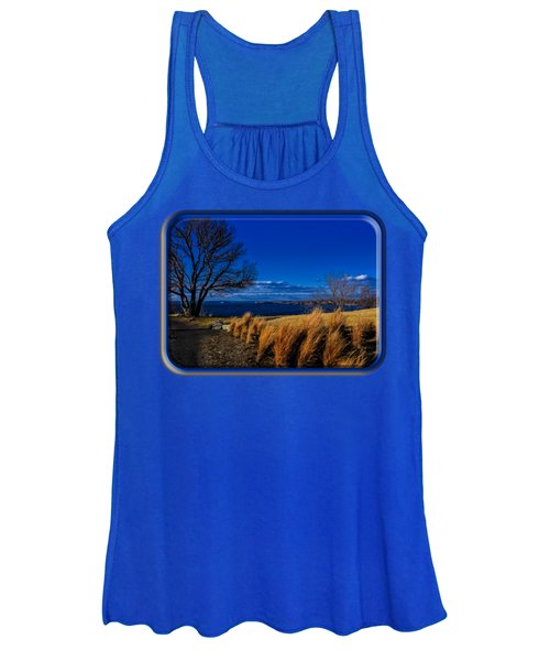 A Side Path Women's Tank Top