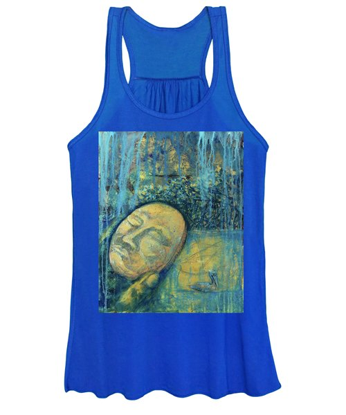 Ace Of Coins Women's Tank Top