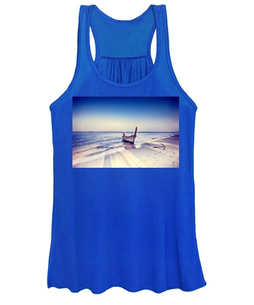 After A Hard Day Women's Tank Top
