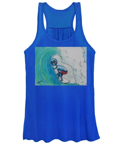 Alien Tube Women's Tank Top
