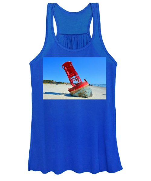 All Washed Up Women's Tank Top