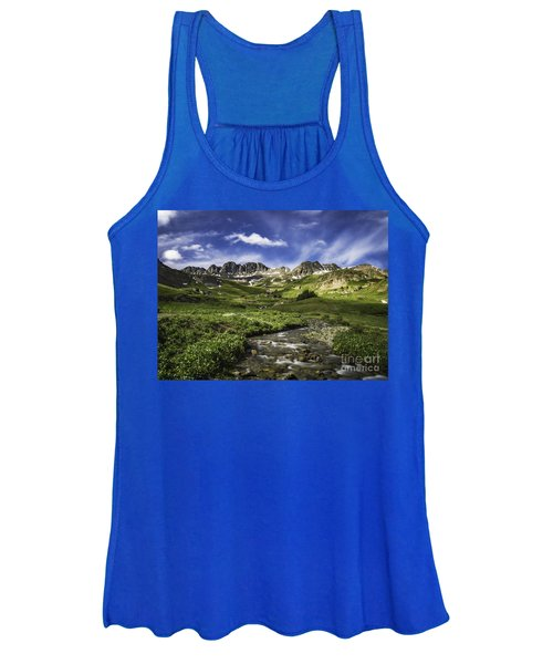 Alpine Loop  Women's Tank Top