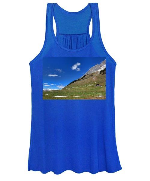 Alpine Spring Women's Tank Top