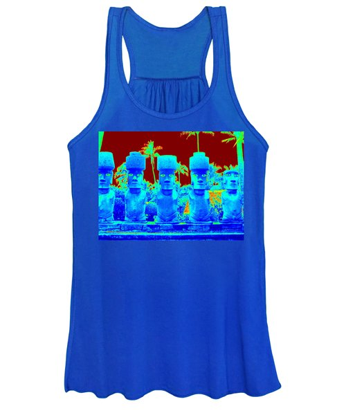 Ancient Idols Women's Tank Top