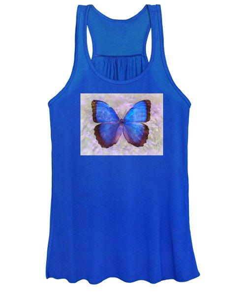 Angel In Blue Women's Tank Top