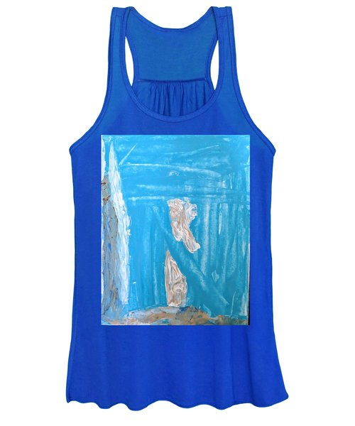 Angels Under A Bridge Women's Tank Top