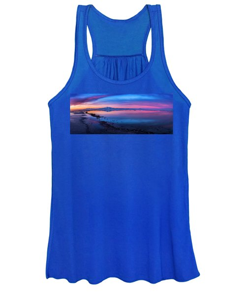 Antelope Island Sunrise Women's Tank Top