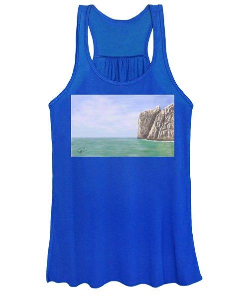 Aqua Sea Women's Tank Top