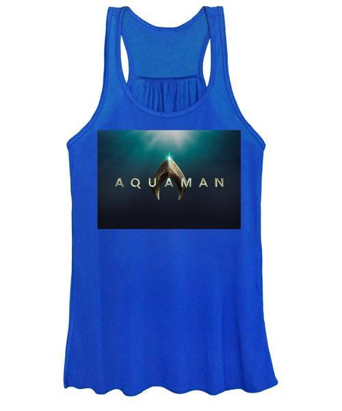 Aquaman Women's Tank Top