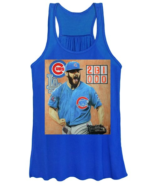 Arrieta No Hitter - Vol. 1 Women's Tank Top
