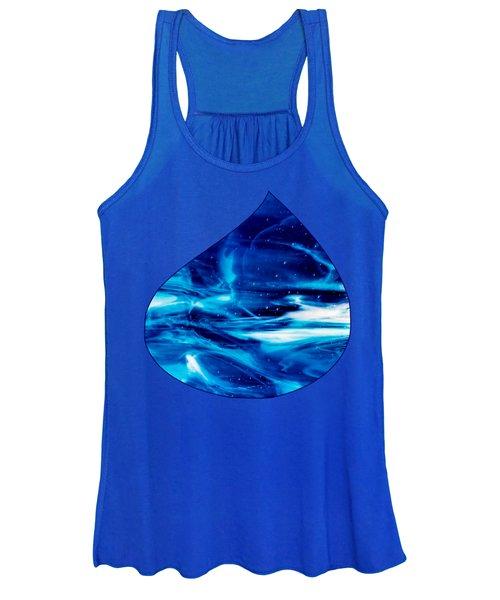 Blue Wave Women's Tank Top