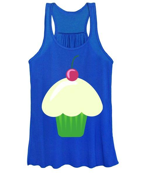 Cherry Cupcake  Women's Tank Top