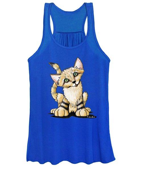 Sand Cat Women's Tank Top