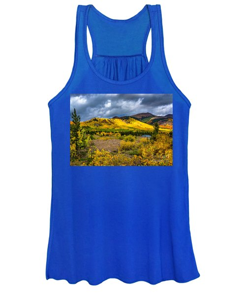 Autumn's Smile Women's Tank Top