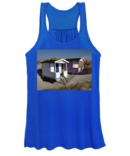 Beach Houses At Skanor Women's Tank Top