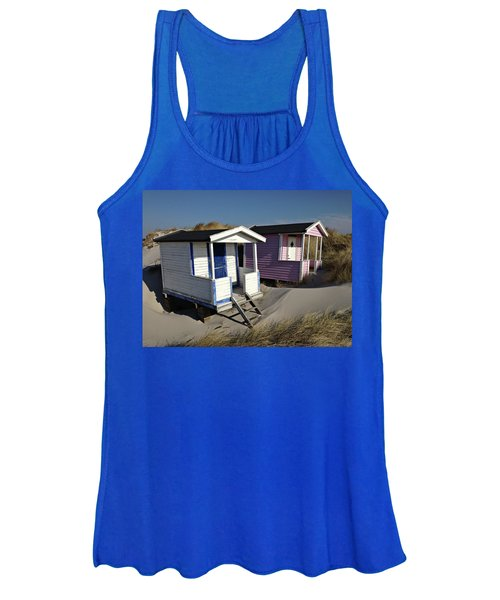 Beach Houses At Skanor Women's Tank Top