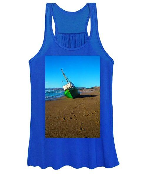 Beached Verna A II Women's Tank Top