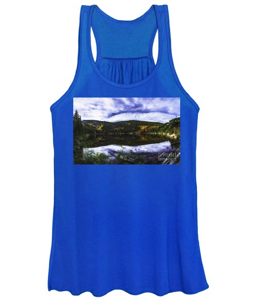 Bear Lake  Women's Tank Top